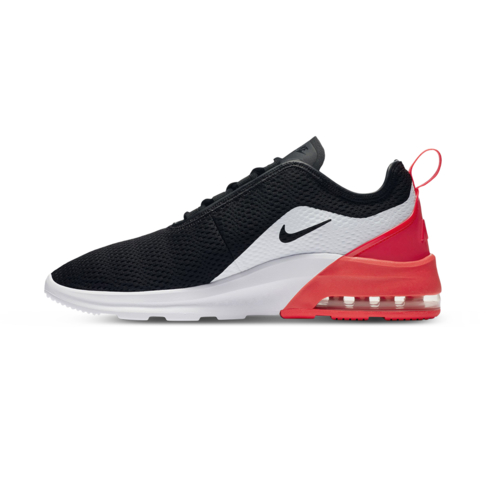 nouveau produit 6574c 3a070 Men's Nike Air Max Motion 2 Black/White/Red Shoe