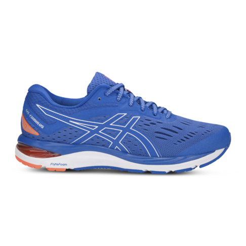 photos officielles bc02d 0891c Men's Asics Gel Cumulus 20 Blue/Orange Shoe