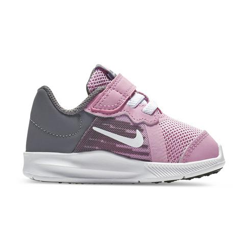 41c203d489 Infants  Nike Downshift 8 Pink Grey White Shoe