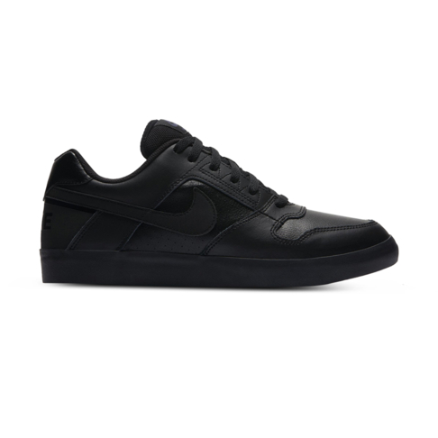 60bab4e49d Men's Nike SB Delta Force Vulc Black Shoe