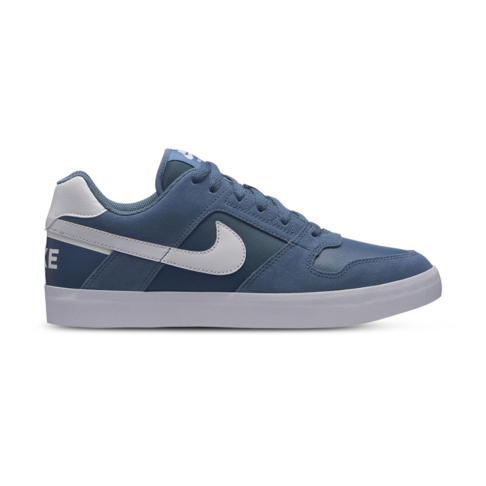 f5c986b11f Men's Nike SB Delta Force Vulc Blue/White Shoe