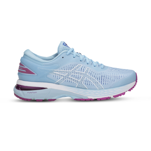 quality design 38c71 60dac Women's Asics Gel-Kayano 25 Blue/Pink Shoe