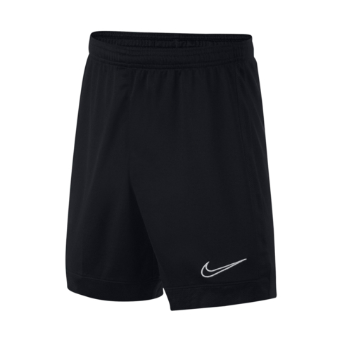 329473492a3e6 Boys Nike Dri-Fit Academy Black Soccer Shorts