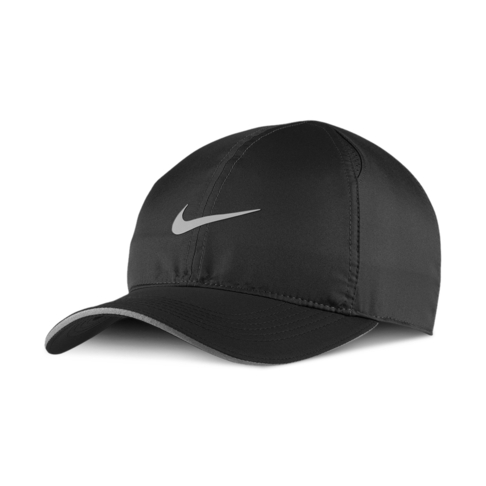 wide varieties classic styles presenting Nike Featherlight Black Running Cap