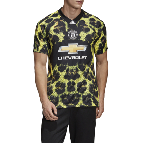772217e16 Men s adidas Manchester United EA Sports Jersey