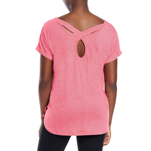c0cbb1ad90d Women s 1982 Slouch Coral Pink Tee
