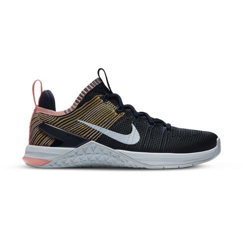 wholesale dealer c7669 9cfcd Women s Nike Metcon DSX Flyknit 2 Navy Pink Shoe