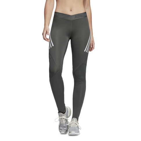 453cceab9e7 Women's adidas Alphaskin Sport 3-stripes Long Fatigue Tights