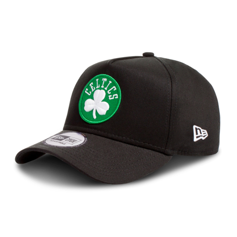 98d9319d New Era Boston Celtics Team A-Frame 9Forty Adjustable Cap