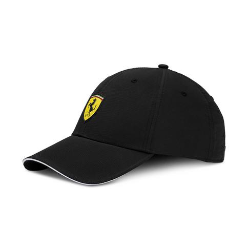 93b2d0171bc Puma Ferrari Fanwear Black Baseball Cap