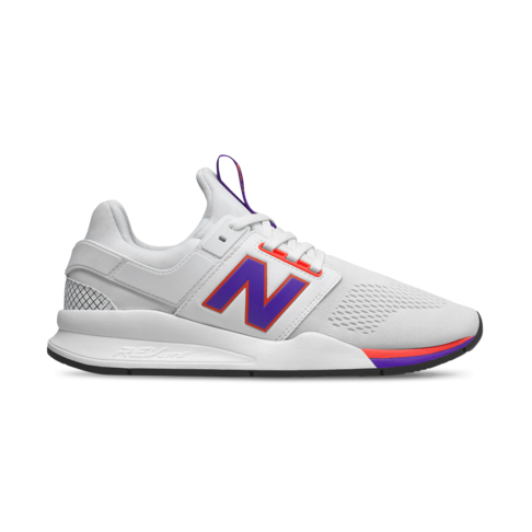 f534f5ab6a4b Men s New Balance 247 Liverpool White Purple Shoe