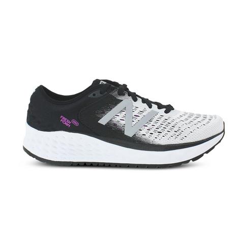 Women s New Balance 1080 v9 White Black Shoe afff193ffb