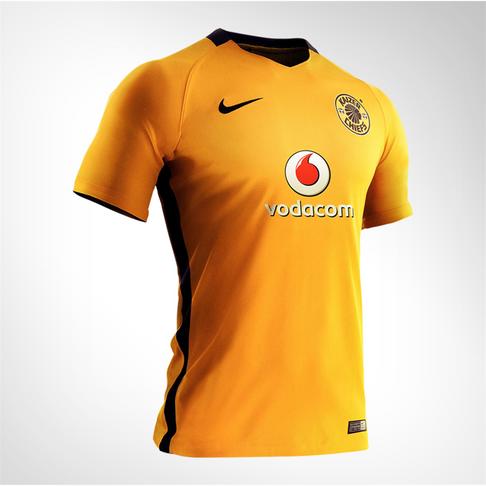 cbf4a4f7186 Men's Nike Kaizer Chiefs Home Jersey