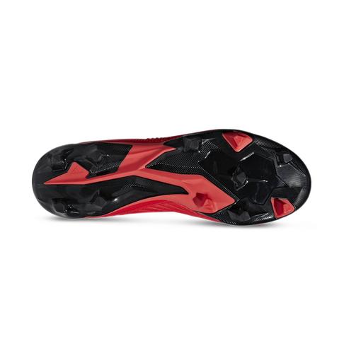 61a0fb614972 Men's adidas Predator 19.3+ Laceless FG Red/Black Boots