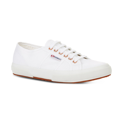 b79ce58af3bf Women s Superga Classics Canvas White Rose Gold Shoe