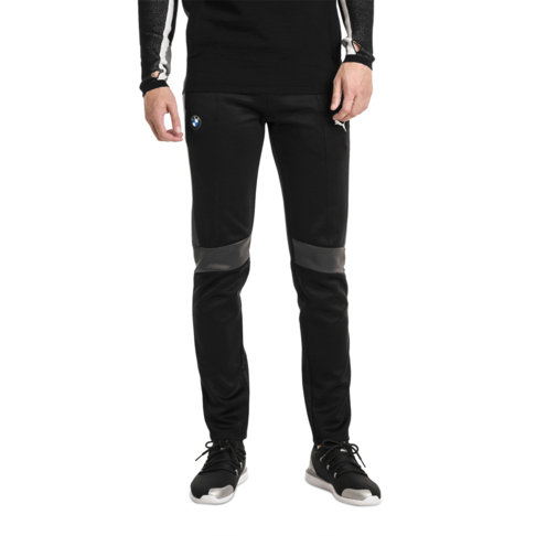 6887615f0ca1 Men s Puma BMW M Motorsport T7 Black Grey Trackpants
