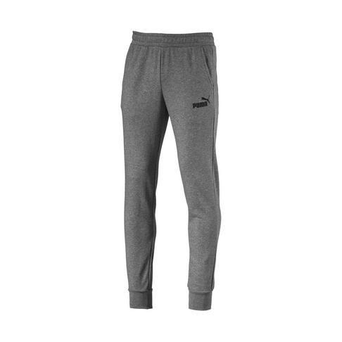 b4c46a9881 Men's Puma Elevated Grey Fleece Pants