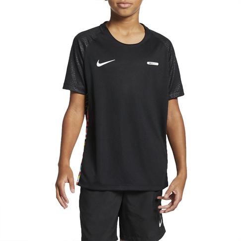 963b207fb9 Boys Nike CR7 Dri-FIT Mercurial Short-Sleeve Soccer Top