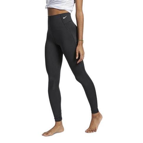 3b26a1e1b6ff44 Women's Nike Yoga Sculpt Victory Black Tights