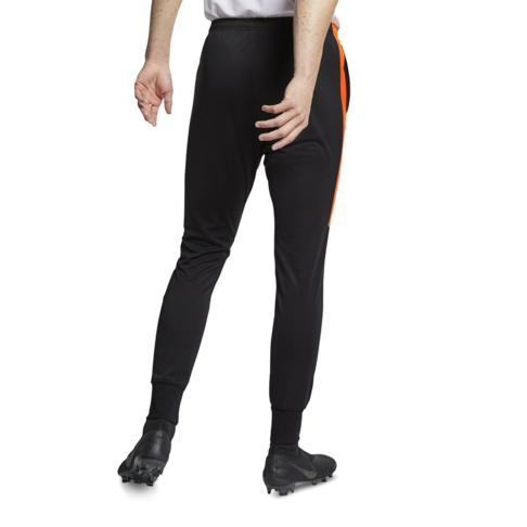 b310f3c1ead Men's Nike Dri-Fit Academy Black/Orange Soccer Pants