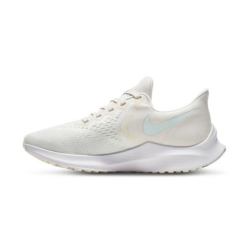 factory authentic 03d67 1c110 Women's Nike Zoom Winflo 6 Beige/Teal Shoe