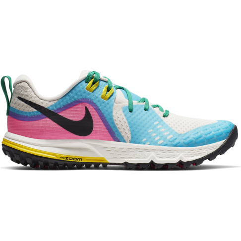 866766f7e705 Women s Nike Air Zoom Wildhorse 5 Turquoise Pink Beige Shoe