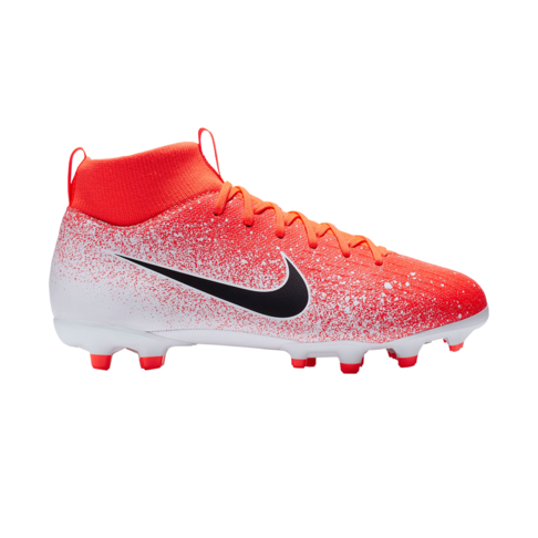 on sale 56f81 5b537 Junior Nike Superfly 6 Academy MG Crimson/Black Boots