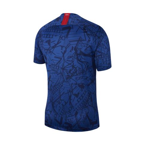 best service 9057a c29dd Men's Nike Chelsea FC Stadium Home 2019/20 Replica Jersey