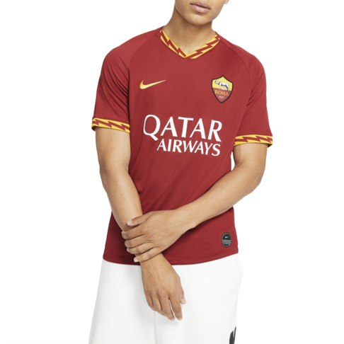 separation shoes 0dff1 f9b53 Men's Nike A.S. Roma 2019/20 Home Replica Jersey