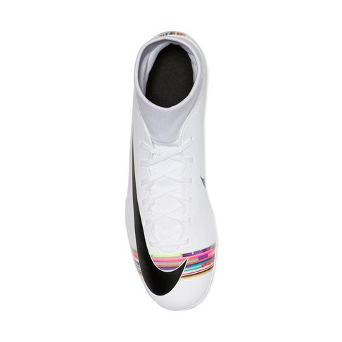 reputable site 26f8c 428cd Men's Nike Superfly 6 Club CR7 MG White/Black Boots