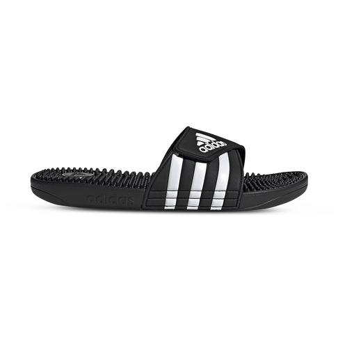 f748bf0fabec Men s adidas Adissage Black White Slide