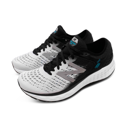 where to buy new lifestyle world-wide selection of Men's New Balance Fresh Foam 1080v9 White/Grey Shoe