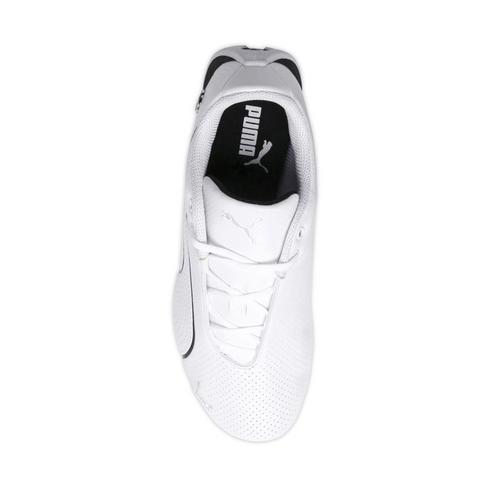 5801d1ed4b Junior Grade School Puma BMW M Future Cat Ultra White Shoe