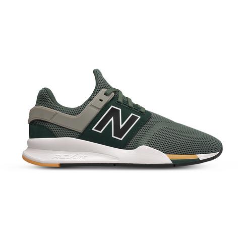 regard détaillé 2fd87 3b603 Men's New Balance 247 Urban Energy Olive/Grey Shoe