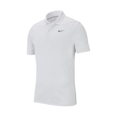 0f1e2fa81e Men's Nike Dri-Fit Victory White Golf Polo