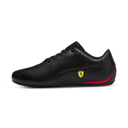 b9ccfac7ce Men s Puma Ferrari Drift CAt 5 Ultra II Black Red Shoe