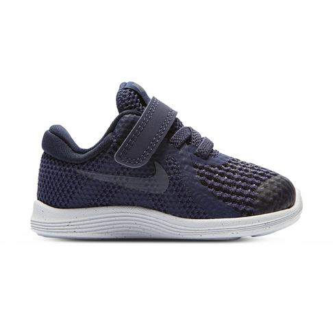 830ac7ff906 Infants' Nike Revolution 4 Navy/Black Shoe