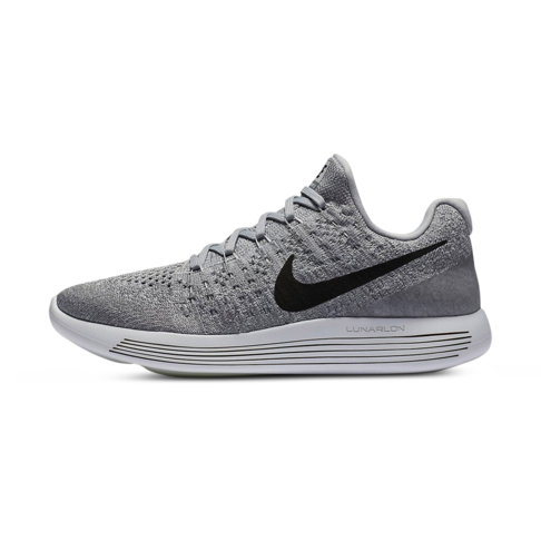save off 1d66b 639f8 Women's Nike LunarEpic Low Flyknit 2 Grey Shoe