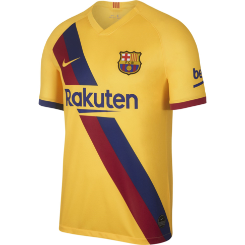 check out 7be45 36146 Men's Nike FC Barcelona 2019/20 Stadium Away Jersey