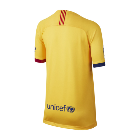 low priced e7a33 f3a1f Junior Nike FC Barcelona 2019/20 Stadium Away Jersey