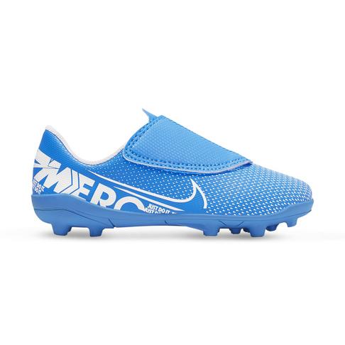 cheap for discount ff749 62129 Junior Nike Mercurial Vapor 13 Club MG Blue/White Boots