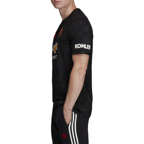 hot sale online e19fd 08d6b Men's adidas Manchester United 2019/20 Third Jersey