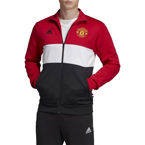 e88551d805 Men's adidas Manchester United 3-stripes Track Jacket