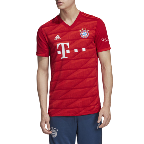 low priced e0727 fc935 Men's adidas FC Bayern Munich Home 2019/20 Jersey