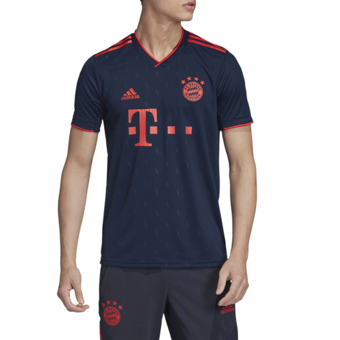 low priced 78585 03ca3 Men's adidas Bayern Munich 2019/20 Third Jersey