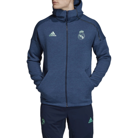 buy for whole family cute cheap Men's adidas Real Madrid ZNE 3.0 Hoodie