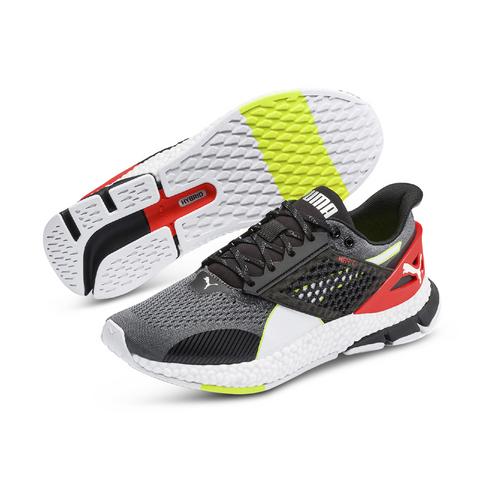 d9cab99c8a Men's Puma Hybrid Netfit Astro Black/Red Shoe