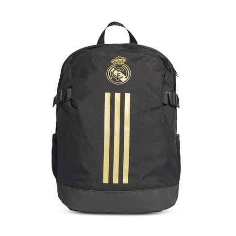 timeless design d09c6 ed3fe Adidas Real Madrid Black/Gold Backpack