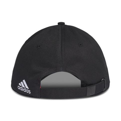 b69db7db28 adidas Juventus 3-stripes Black Cap