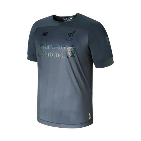 save off 1ef15 a013b Men's New Balance Liverpool FC Blackout Jersey